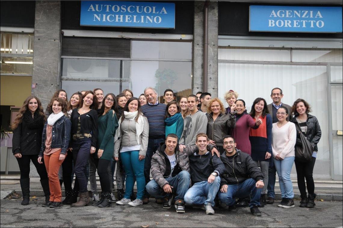 Fotografia di gruppo